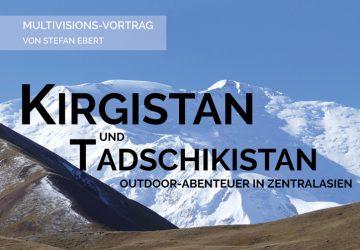 Kirgistan-Tadschikistan-Vortrag